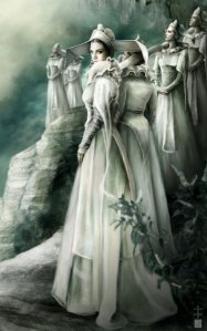 The Sisterhood of Light and the Elders drove the League across the cosmos in the early days (Eve Ventrue)