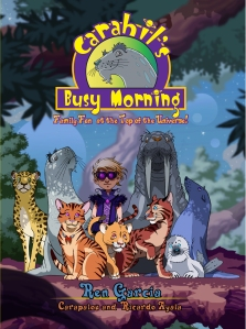 """""""Carahil's Busy Morning"""" (Artwork by Carapaulo)"""