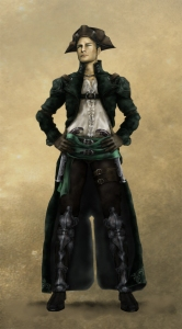 One of Paymaster Stenstrom's most persistent enemies is a Lacerta who, seemingly, won't die. (Eve Ventrue)