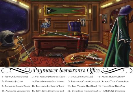 Stenstrom's Office 2