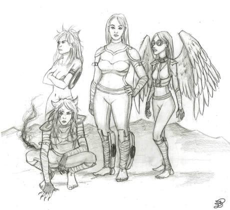 Kat & Sisters