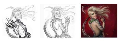 Kat Sketches